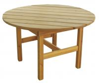 Click to enlarge image ADIRONDACK GARDEN TABLE - Matches our Garden Chairs