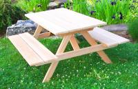 Click to enlarge image KIDS&#39; PICNIC TABLE - <i><B><font size=&#39;-1&#39;>The perfect fun table for the kids!</b></i>