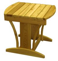 Click to enlarge image ADIRONDACK FANCY TABLE - <i><B><font size=&#39;-1&#39;>Matches our entire product line!</i></B>